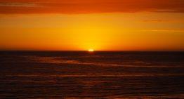 Manhattan Beach ed il suo tramonto