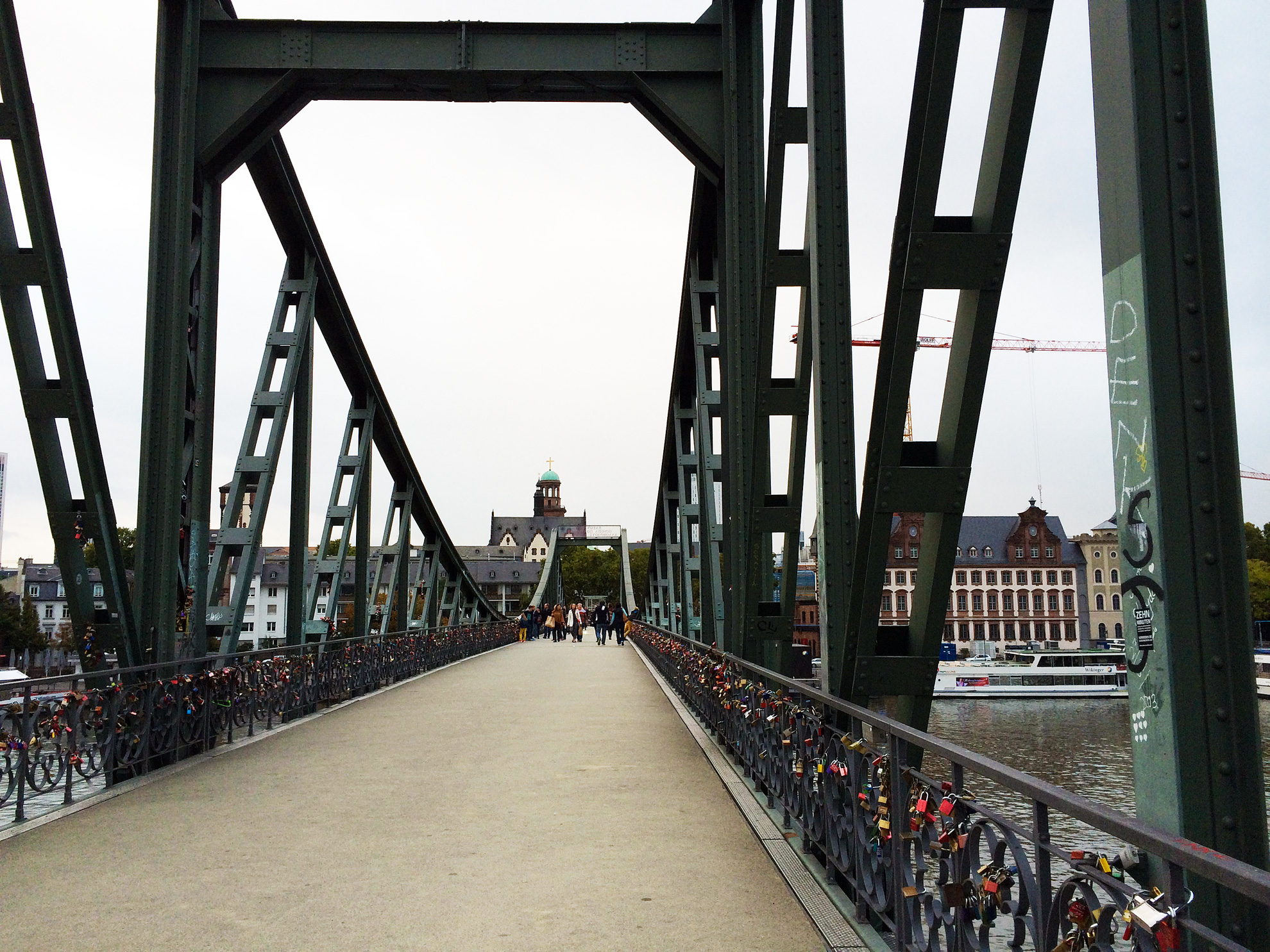 Week End a Francoforte